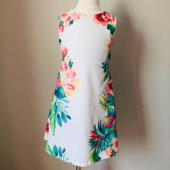 zara girls dresses